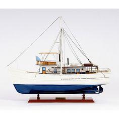 Old Modern Handicrafts Dickie Walker Boat