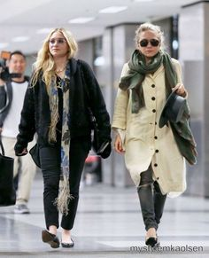 Inspiring olsen twins street style looks to try 2017 (25)