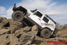 Road Race Motorsports 2012 Jeep JK Wrangler w/ ICON Shocks | Icon Vehicle Dynamics -