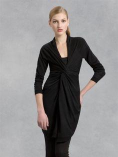 BNWT DKNY Silk Cashmere Long Sleeve Cozy 100 Genuine | eBay