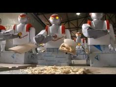 Robot chefs taking over China's noodle bars