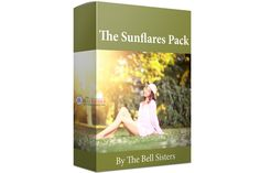 The Sunflares Pack by The Bell Sisters on @creativework247