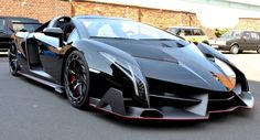 Ultra-Rare Lamborghini Veneno Roadster Goes For $5.5 Million