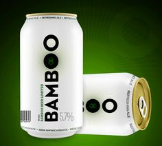 Bamboo Beer has great graphics PD