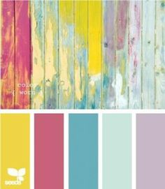 Seeds Design | Color Palette | Bright Shared by www.nwquiltingexpo.com @nwquiltingexpo #nwqe #paint