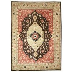 New Contemporary Persian Serapi Area Rug 59130 - Area Rug area rugs