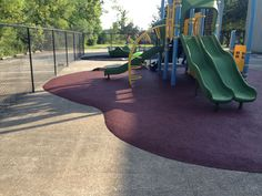 "No Fault installed our rubber safety surfacing for the play areas at ""BIG"" which stands for Behavioral Intervention Group in Baton Rouge, La.  ""BIG"" is a team of dedicated therapists who provide teaching environments and learning opportunities for children with autism and other developmental disorders."