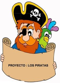 RECURSOS DE EDUCACION INFANTIL: PROYECTO PIRATA