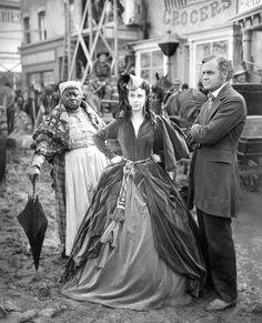 Walter Plunkett - Costume designer.