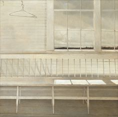 Off at sea Andrew Wyeth