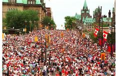 Canada Day in Ottawa is crazy. Highly recommended activity for July Ottawa Canada, Ottawa Ontario, Beautiful Places To Live, Most Beautiful Cities, Visit Canada, Canada Day, Meanwhile In Canada, Capital Of Canada, Prince Edward Island