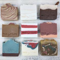 Holiday Soap Gift Bag