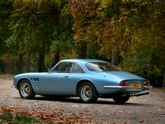 Ferrari 500 Superfast Series II UK-spec (SF) '1965–66 Maintenance/restoration of old/vintage vehicles: the material for new cogs/casters/gears/pads could be cast polyamide which I (Cast polyamide) can produce. My contact: tatjana.alic@windowslive.com