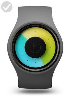 ZIIIRO Aurora Unisex Watches Grey - Watches its about time (*Amazon Partner-Link)