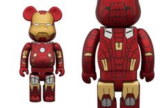 Bear Brick Ironman