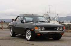 My cousin owns one of these. Hope he's gonna sell it to me soon haha! #toyota #celica #ta22 #japanese #muscle #car
