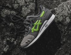 Ronnie Fieg x Asics Gel Lyte 3 'Super Green' 2016 (Made in Japan)