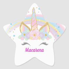 Unicorn Bedroom, Unicorn Face, Birthday Celebration, Crafty, Christmas Ornaments, Holiday Decor, Box, 5 Years, Party