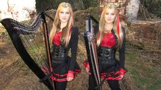Why I Am Madly In Love With The Harp Twins