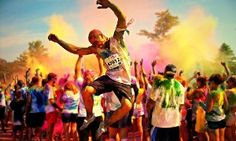 Groupon - $ 29 for Color Me Rad 5K Entry on Saturday, August 8 ($55 Value)  in Brunswick Landing. Groupon deal price: $29