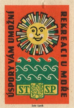 czechoslovakian #matchbox label by maraid,   To design & order your advertising #matches GoTo: GetMatches.com or Call 800.605.7331 Today!