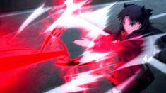 Loli Panties everywhere. Anime Fight, Anime Demon, Manga Anime, Fate Stay Night Rin, Tohsaka Rin, Gifs, Loli Kawaii, Anime Gifts, Fate Anime Series