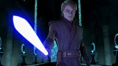 Hayden aint got nothing on this fine ass character Matt Lanter is spectacular ✯ Star Wars: Clone Wars ✯ Anakin Vader, Anakin And Padme, Anakin Skywalker, Darth Vader, Star Wars Clone Wars, Star Wars Art, Mace Windu, Matt Lanter, Movie Shots