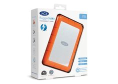 LaCie Rugged 256GB Thunderbolt SSD Review