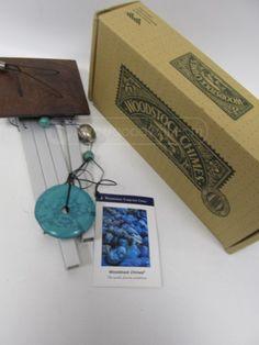 shopgoodwill.com: Woodstock Chimes Turquoise Striker NEW
