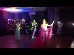 Calle arriba las Tablas Mayela, baile Ulpiano Vergara