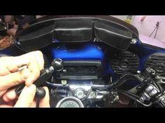 RAM mount RAM-B-309 2 dual ball mounting base - YouTube