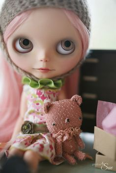 friend for bloom by *photos4sue*, via Flickr
