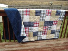 Vintage Patchwork Quilt - photo shoot - picnic quilt - machine and hand sewn quilt - cottage chic - cottage decor - country quilt by DesignsByWillowcreek on Etsy
