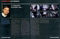 """Artigo escrito para a coluna """"A Campanha da minha vida"""" da revista """"Marketeer""""."""