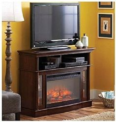 Cherry Deal | Furniture Deals | Pinterest | Electric fireplaces
