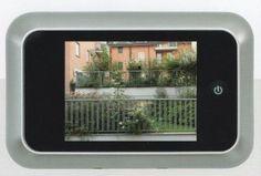 Ψηφιακό Ματάκι-Κάμερα  Δείτε με ευκρίνεια & ευκολία ποιος στέκεται έξω από την πόρτα σας! Gadgets, Electronics, Gadget, Consumer Electronics