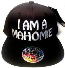 I AM A MAHOMIE Snapback Hat Flat Bill Music Austin Mahone
