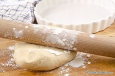 I use my kitchen aid mixer with the paddle attachment to make this dough. This is also a perfect crust for savoury dishes as well. Quiches, Easy Pie Crust, Pie Crust Recipes, Mexican Food Recipes, Sweet Recipes, Dessert Recipes, Galette, Mini Desserts, Savoury Dishes