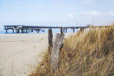 California dreaming im Beach Motel Heiligenhafen - Förde Fräulein Seebrücke Erlebnisbrücke Strand