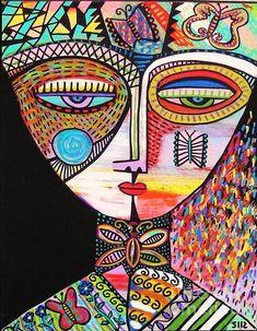 sandra silberzweig | art class ideas | Pinterest