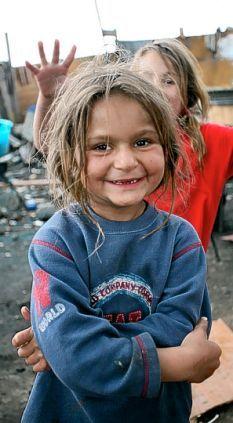 Italians plan to fingerprint Roma gypsy children in bid to end begging sparks uproar in the area. | June 2006