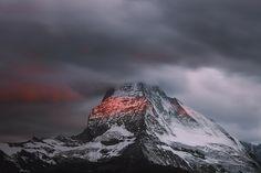 Eerie Sunrise - © Roberto Bertero. http://berteroroberto.pixu.com