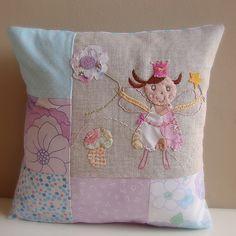 Cushion flower fairy1, via Flickr.