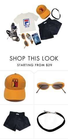 """""""You make my heart shake, bend and break"""" by the-pineapple-warden ❤ liked on Polyvore featuring Yohji Yamamoto and Converse"""