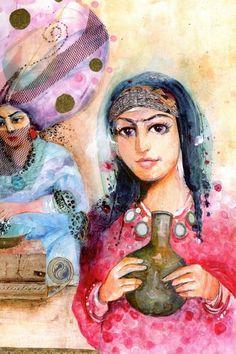 Aisha i Wąż — Baśnie Arabskie (15)