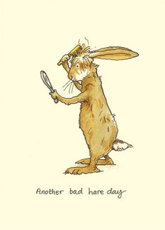 Another Bad Hare Day by Anita Jeram