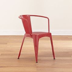 Metal Tub Chair, Red | Shop Entertainment | Kaboodle