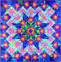 """star quilts 