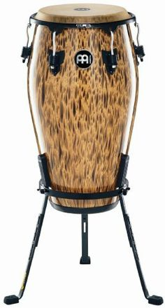 Meinl 30th Anniv. Marathon 12 1/2 Tumba by Meinl Percussion. $295.77. Amazon.com                This designer series Tumba conga comes in a stunning Leopard Burl finish in high gloss, has professional features and is available at a very attractive price.                           Professional features at a very attractive price. Click to enlarge.                           MEINL Steely II Conga Stand for quick set up and breakdown. Click to enlarge.                      ...