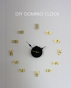 We have some beautiful diy kit clock ideas. Kit clock ideas means clock is made by yourself just kit and needles are use for making a wall clock the numbers are